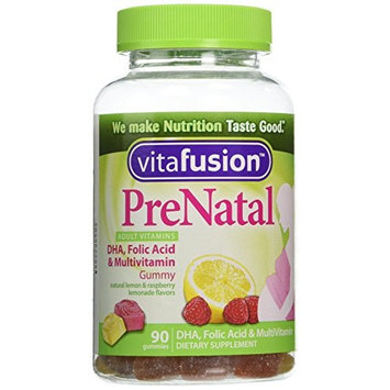 2 Pack - Vitafusion™ PreNatal Multivitamin Adult Gummies - 90 Count Each