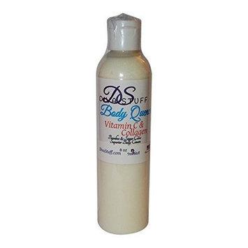 Vitamin C & Hydrolyzed Collagen Firming Body Cream, By Diva Stuff