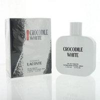 CROCODILE WHITE by Perfect Star 3.4 OZ EAU DE TOILETTE SPRAY NEW in Box for Men