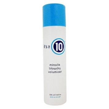It's a 10 Miracle Volumizing Blowdry Spray - 6 fl oz