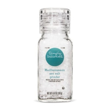 Mediterranean Sea Salt - 6.6oz - Simply Balanced™
