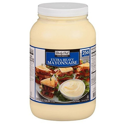Bakers & Chefs Extra Heavy Mayonnaise - 1 gal - CASE PACK OF 2