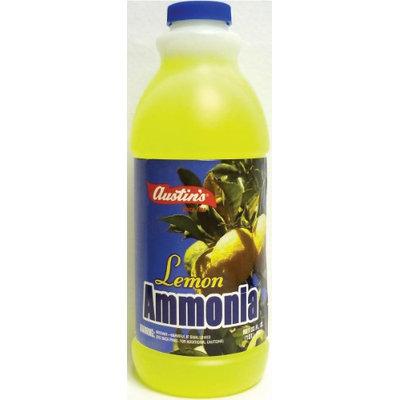 Quart Lemon Ammonia 5420000047 by James Austin
