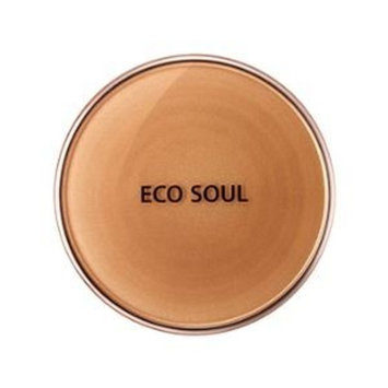 [the SAEM] Eco Soul Perfect Cover Pact 23 Natural Beige 11g: Beauty