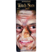 Woochie Small Witch Nose Prosthetic Halloween Accessory