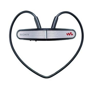 Sony Walkman NWZ-W202BLK 2GB MP3 Player Headband