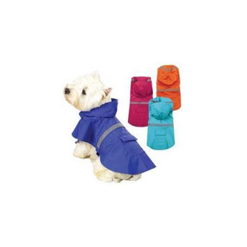 Guardian Gear Brite Dog Rain Jacket XS RAS