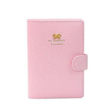 Tonsee Travel Organizer Passport Holder Protector Cover Card Wallet Case