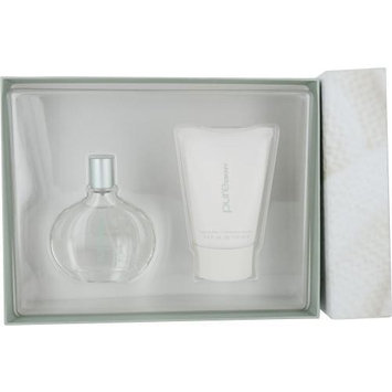 Fossil Pure DKNY Verbena by DKNY for Women - 2 Pc Gift Set 1.7oz Scent Spray, 3.4oz Body Butter