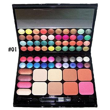Makeup Set Kits Matte Shimmer Eyeshadow Blush Face Powder tools (ACos2951)