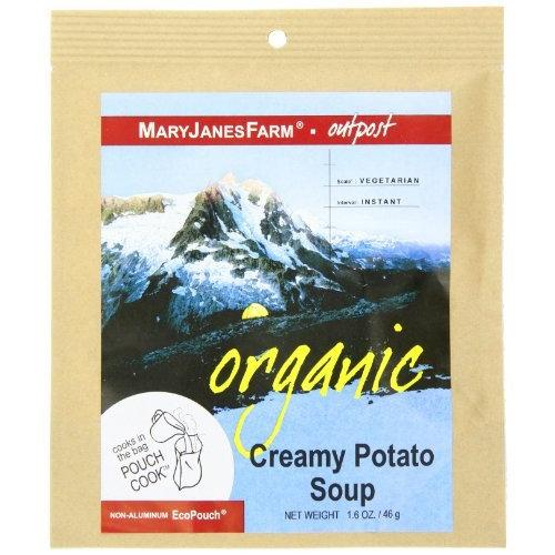 MaryJanesFarm Creamy Potato Soup, 1.6 Ounce Bags