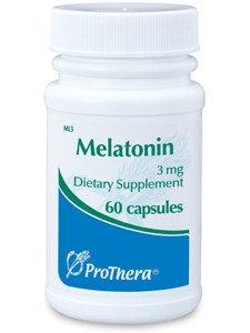 ProThera, Melatonin 3 mg 60 caps