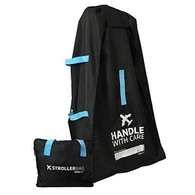 Bububee 'Elua XL Double Stroller Gate Check Travel Bag