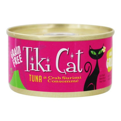 Lanai Grill Grain Free Canned Cat Food Tuna - 2.8 oz.