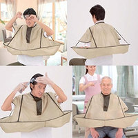 Barber Cape Cloak Emubody DIY Hair Cutting Cloak Umbrella Cape Salon Barber Salon And Home Stylists Using For Adult