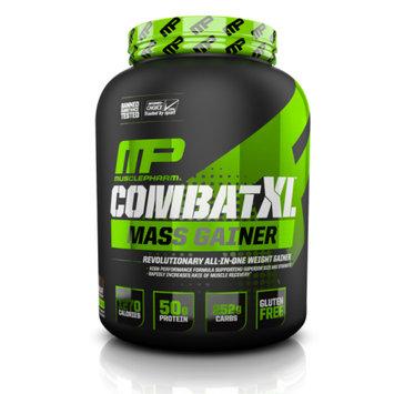 MusclePharm Combat XL Mass Gainer - 6lbs Chocolate Peanut Butter