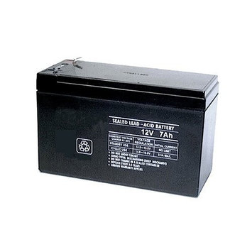 12V 7Ah BATTERY W/.250 FASTON [Electronics]