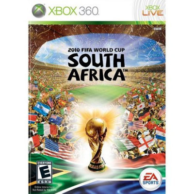 EA 2010 FIFA World Cup: South Africa Xbox 360