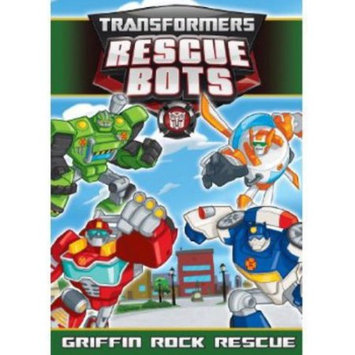 Shout Factory Transformers: Rescue Bots - Griffin Rock Rescue (Widescreen)