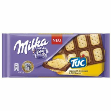 Milka TUC Cracker 87g (10-pack)