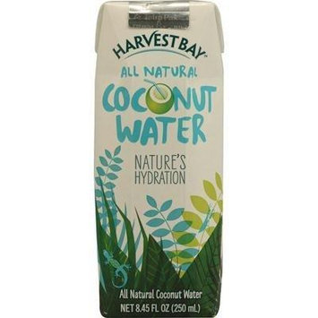 HARVEST BAY COCONUT WATER,ALL NATURAL, 8.45 FZ