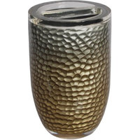 Better Homes and Gardens Ombre Toothbrush Holder, Gold/Silver