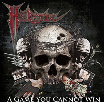 Pid [Heretic] Game You Cannot Win Brand New DVD