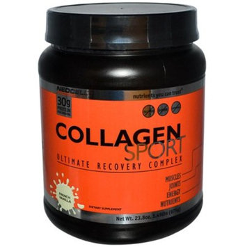 Neocell Collagen Sport Whey Protein, French Vanilla, 23.8 Ounce