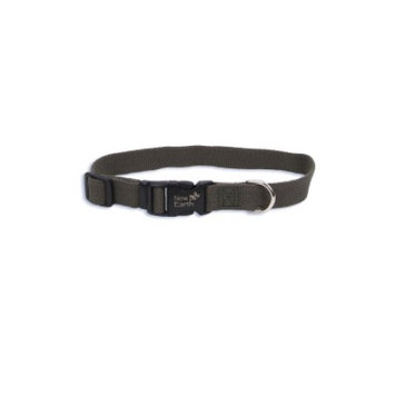 Coastal Pet Products CO14382 8 in. Soy Collar - Forest Green