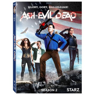 Lions Gate Entertainment Ash vs Evil Dead-Season 2 DVD