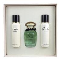 D & G Dolce & Gabbana WDGDOLCE16EDPSPR 1.6 oz Womens Dolce Eau De Parfum Spray - 3 Piece