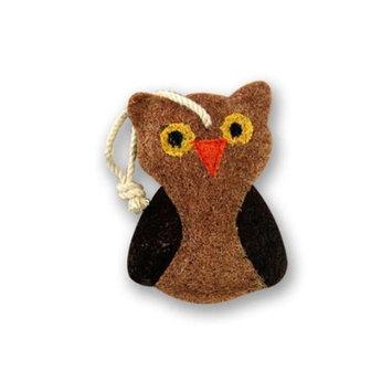 Loofah-art Loofah Art LOOF2302 Owl Loofah