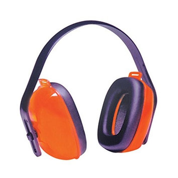 Radnor Nrr25 Orange Multi-Position Earmuff - Nrr25 Orange Multi-Po.