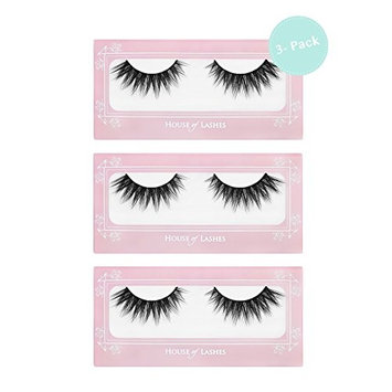 House of Lashes Iconic 3 Combo Pack