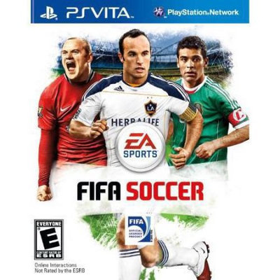 EA FIFA Soccer 2012 PSVita