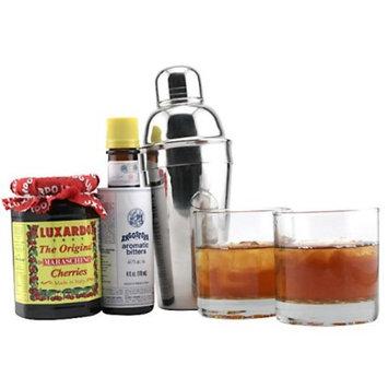 Behind The Bar Manhattan Cocktail Lovers Gift Set