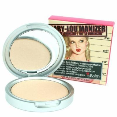 The Balm Mary-Lou Manizer Aka The Luminizer Shimmer, Highlighter and Eyeshadow, 0.3 Ounce