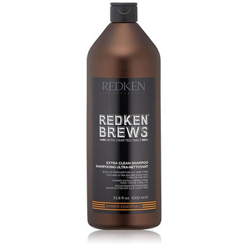 Redken Brews Extra Clean Shampoo, 33.8 fl. oz.