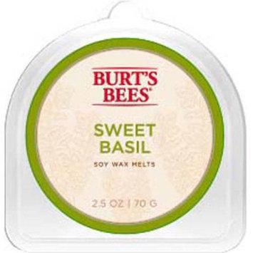 Burt`s Bees Burt's Bees Sweet Basil Wax Melts