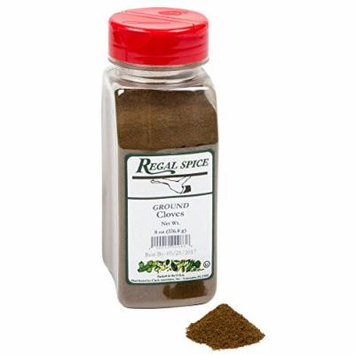 Regal Herbs, Spices, Seasoning 8 ounce (Ground Cloves)