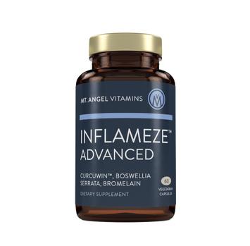 Inflameze Adavanced Mt. Angel Vitamins 60 Caps