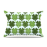East Urban Home Lucky You by Art Love Passion Shamrock
