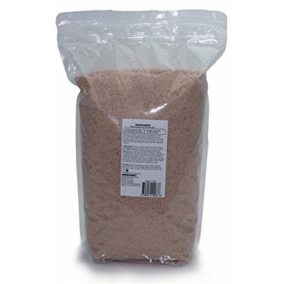 Indusclassic Pure Original Himalayan Pink Crystal Bath & Spa Sea Salt --- 10 Pound Fine Grain 0.5~1mm