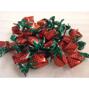 Arcor Filled Strawberry Bon Bons 6 pounds filled strawberry hard candy
