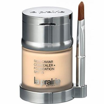 La Prairie Skin Caviar Concealer Foundation SPF 15, Honey Beige, 1 Ounce