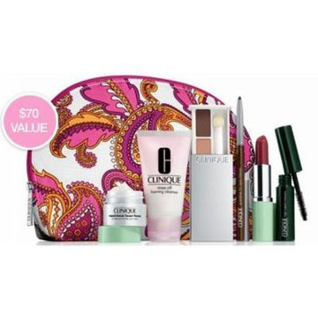 Brand New Clinique Skincare and Makeup Gift Set with 7 Daily Essentials (A $70 Value)