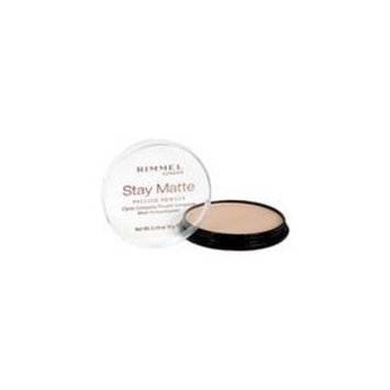 RIMMEL STAY MATTE PRESSED POWDER~PEACH GLOW 003
