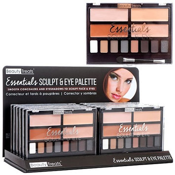 Wholesale ESSENTIALS SCULPT & EYE PALETTE