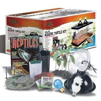 Oceanic Systems Inc Oceanic Systems EN66004 20 l Rzilla Aquatic Turtle Kit