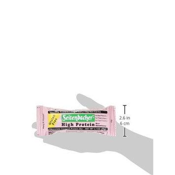 Seitenbacher High Protein Bar, Strawberry, 2.1 Ounce (Pack of 12)